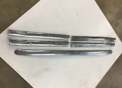 1963-1964 Cadillac And Others Buick Oldsmobile Chevrolet Convertible Windshield
