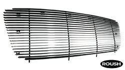 2004-2008 Ford F-150 Truck Roush 401596 Front Grille Grill - Billet Aluminum