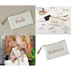 Wedding Survival Kit Emergency Bride Bridal Bag For Day Party Gifts Favour $17.93