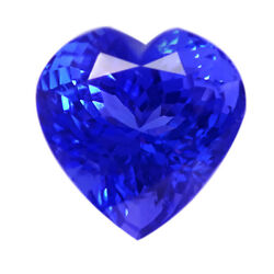 5.91 Cts Best D-block Aaa+ Blue Color Lusterous Natural Tanzanite
