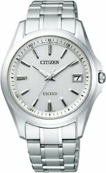 CITIZEN EXCEED eco-drive radio clock line receiver type ppm CB3000-51 NEW #0142