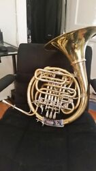 Hans Hoyer Triple French Horn