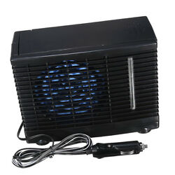 Portable Home Car Cooling Fan Water Ice Evaporative Quite Air Conditioner