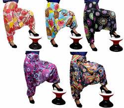 Alibaba Gypsy Boho Hippie Trousers Yoga Baggy Pants For Girls Wholesale Lot25pc
