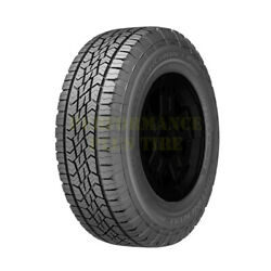 Continental Terraincontact A/t Lt265/60r20 121/118s 10 Ply Quantity Of 4