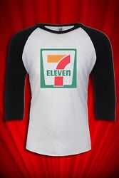 7-11 Vintage 1970s Convient Store Jersey Tee T-shirt Free Ship Usa
