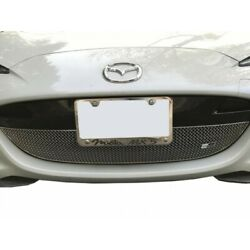 Zunsport Lower Front Grille Silver For Mazda Mx5 Mk4 Nd Zma59615