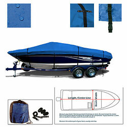 Ranger 178 Vx All Weather Fishing Ski Trailerable Storage Boat Cover