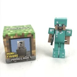 Minecraft Figures One Mystery One In Sealed Box Bulk Lot X2