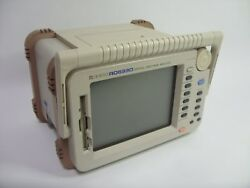 Optical Aq6330 Spectrum Analyzer, As-isbooting Err, For Parts Or Not Working