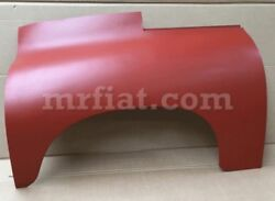 For Porsche 356 A B Coupe Handcrafted Rear Wing Panel Right New