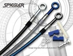 Spiegler Brake Line - Yamaha Vmax '09 - Abs - Front And Rear - S-ya0212