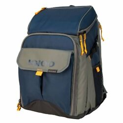Igloo Cooler Backpack Leak Resistant Antimicrobial Liner Padded Straps