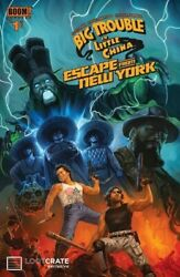 Big Trouble In Little China / Escape From New York 1 - Loot Crate Exclusive