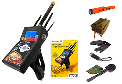 Ger Detect Gold Hunter Metal Detector Best Geolocator For Gold With Pinpointer