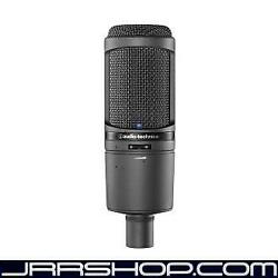 Audio Technica AT2020 USBi iOS Condenser Microphone New JRR Shop