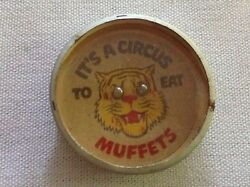 It's A Circus To Eat Muffets Vintage Dexterity Game