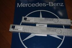 2518200845 Mercedes Benz OE Factory Windshield Wiper Blade Set + Rear GL class