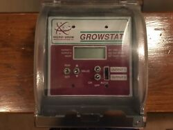 MICRO GROW GROWSTAT Greenhouse System Controller