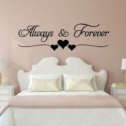Romantic Express The Love Waterproof Wall Stickers Home Decor Living Room