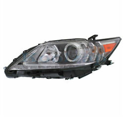 For 13-15 Es300h/es350 Front Headlight Headlamp Hid/xenon Head Light Driver Side