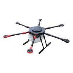 10l Electronic Agricultural Drone Six 6 Axis Multicopter Uav Drone For Farming