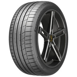 Continental Extremecontact Sport 285/40zr17 100w Quantity Of 4