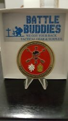 7th Special Forces Group Airborne 3rd Bn Oef Viii Afghanistan Challenge Coin