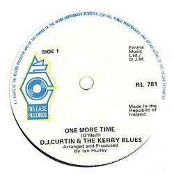 D.J. Curtin & The Kerry Blues - One More Time - 7