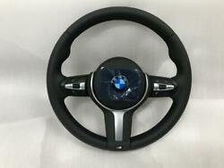 BMW 5 6 7 series M tech Steering Wheel HEATING + VIBRO fits F10 F11 F18 F06 F12