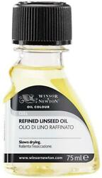 Winsor And Newton Refined Linseed Oil 75ml 3221748
