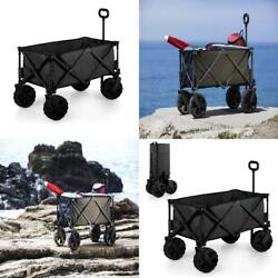 Oniva - A Picnic Time Brand Collapsible Adventure Wagon With All-terrain...