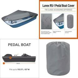 Classic Accessories Pedal Boat Cover Grey