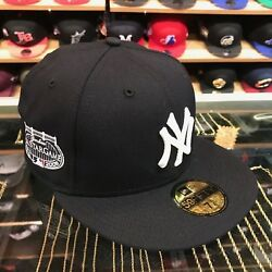 New Era New York Yankees Fitted Hat 2008 All Star Game Patch