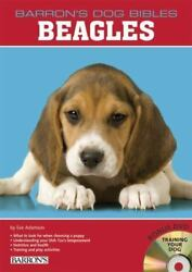 BEAGLES With DVD By Eve Adamson (2009 Mixed Media) Barron's Dog Bibles HB