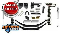 Skyjacker F1761lsks 6 Fox Coil-over 4-link Lift Kit For 2017-2019 F250/f350 4wd