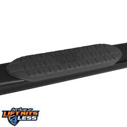 Westin 21-63565 6 Blk Pc Oval Nerf Step Bar Pair For 09-18 Dodge/ram 1500