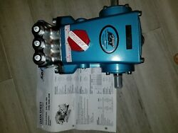 CAT PUMP 350 5PFR CERAMIC PLUNGER 5.0 GPM 1500 PSI  1725 RPM MSRP $950 SAVE $$$