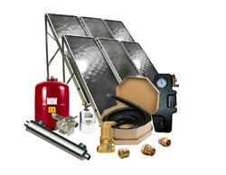 Solar Pool Heater -flat Panel Collector Solar Pool Heating System - Sph-f6