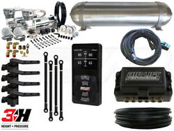 Bc Fab Air Management System - Level 4 - W/air Lift Performance 3h - 3/8