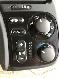 04-09 HONDA S2000 Ap2 CLIMATE CONTROL TEMPERATURE AC HEAT SWITCH