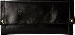Hobo Women's Vintage Leather Fable Wallet Clutch Wallets Accessories Clothing