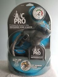 AC PRO R-134a Grade Air Conditioning Recharge Hose New