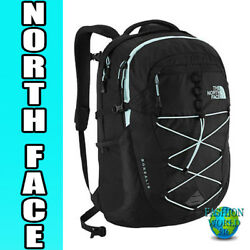 The North Face Classic Borealis Backpack 15'' Laptop School Bag BlackBlue