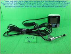 Sony Lt20-101c Dg810b-t28, Display And Gauge Probe As Photos, Sn0806, Tested, Lφo