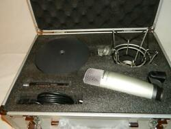 SAMSON C01U USB STUDIO MIC KIT MD5 STAND SP01 SONAR SW  CARRY CASE MICROPHONE