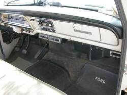 Ford Fairlane Falcon Galaxie Ac Add On Ac Heat Complete With Factory Controls