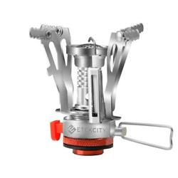 Etekcity Ultralight Portable Outdoor Backpacking Camping Stove with Piezo...