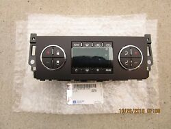 07 - 11 CHEVY AVALANCHE LT LTZ A/C HEATER CLIMATE TEMPERATURE CONTROL OEM NEW