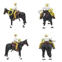 Big Country Toys Cowboy - 120 Scale - Hand Painted - Farm - Rodeo...